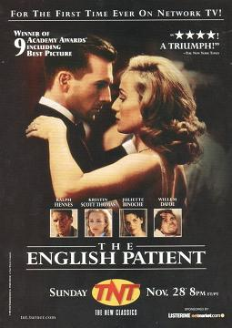 Английский пациент  / The English Patient
