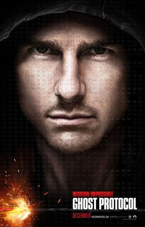 ������ ����������� 4: �������� ������  / Mission: Impossible 4 - Ghost Protocol