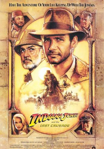 �������� ����� ������� ����� � ��������� ��������� ����� / ������ / Indiana Jones and the Last Crusade / Indiana Jones ������ ��������� ��� �����������