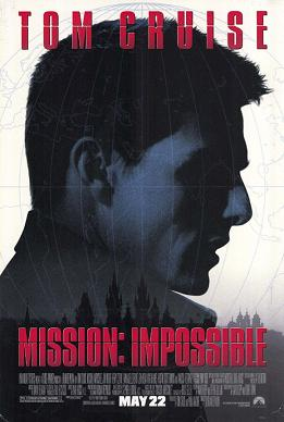 ������ ����������� / Mission: Impossible