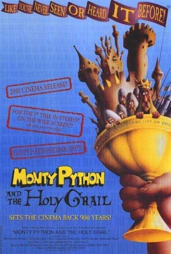 Монти Пайтон и священный Грааль  / Monty Python and the Holy Grail