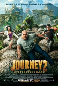 �������� ����� ����������� 2: ������������ ������  / Journey 2: The Mysterious Island ������ ��������� ��� �����������