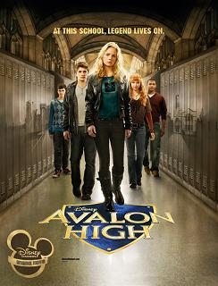 Школа Авалон  / Avalon High