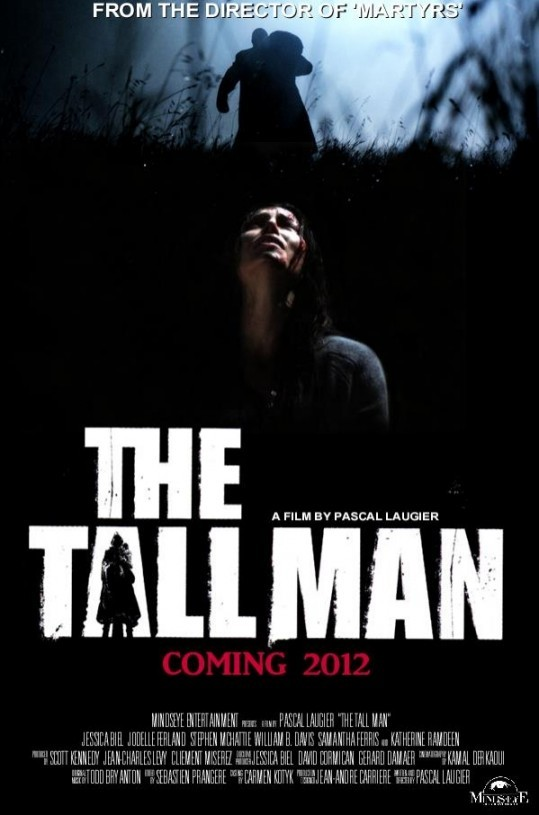 Верзила  / The Tall Man