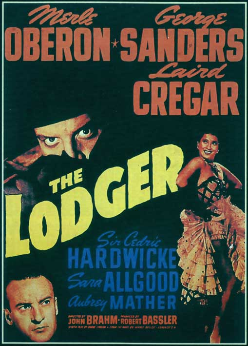�������� ����� �����  / The Lodger ������ ��������� ��� �����������